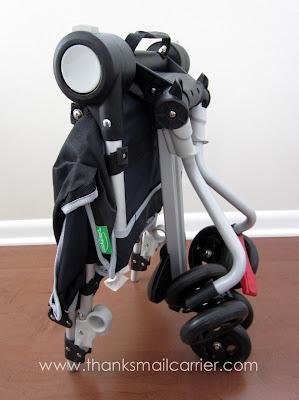 stroller storage
