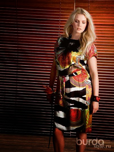 Модные Блузки Весна-Лето 2014 Из Журнала Бурда Моден