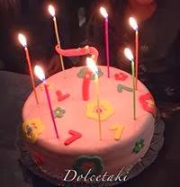 torta sette anni a fiori
