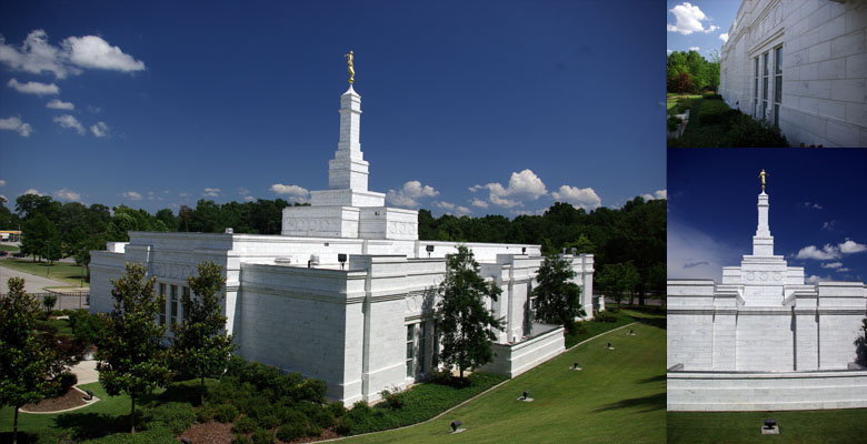 Birmingham Alabama Temple, June 24, 2011