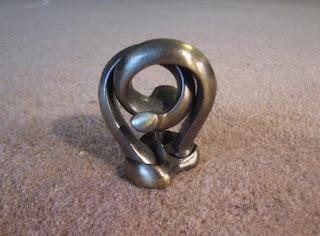 Metallpuzzle
