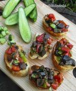 Erdei gombás ételek