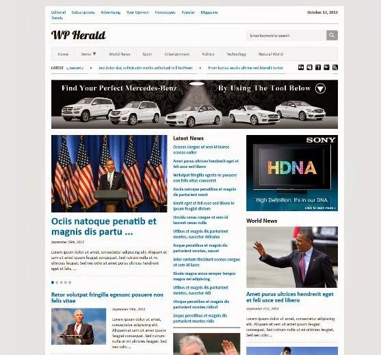 WP Herald
