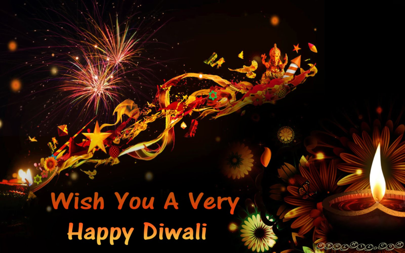 happy diwali 3d animated wallpapers download free for 2016 desktop