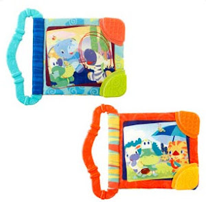 Bright Starts Teethe & Read (Elephant/Tiger) RM39.90 EACH