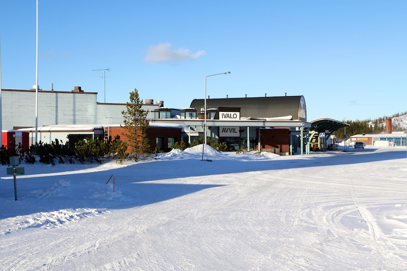 Ivalo Finland  City new picture : My Little Corner: Back from Ivalo, Finland