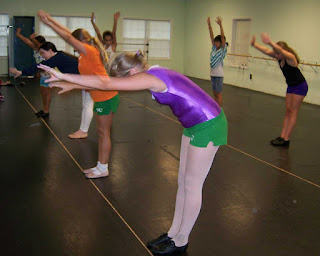 combination ballet tap jazz dance classes charlotte nc