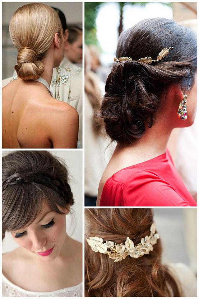 Peinados Recogidos Para Pamelas - Más de 1000 ideas sobre Peinados Para Tocados en Pinterest