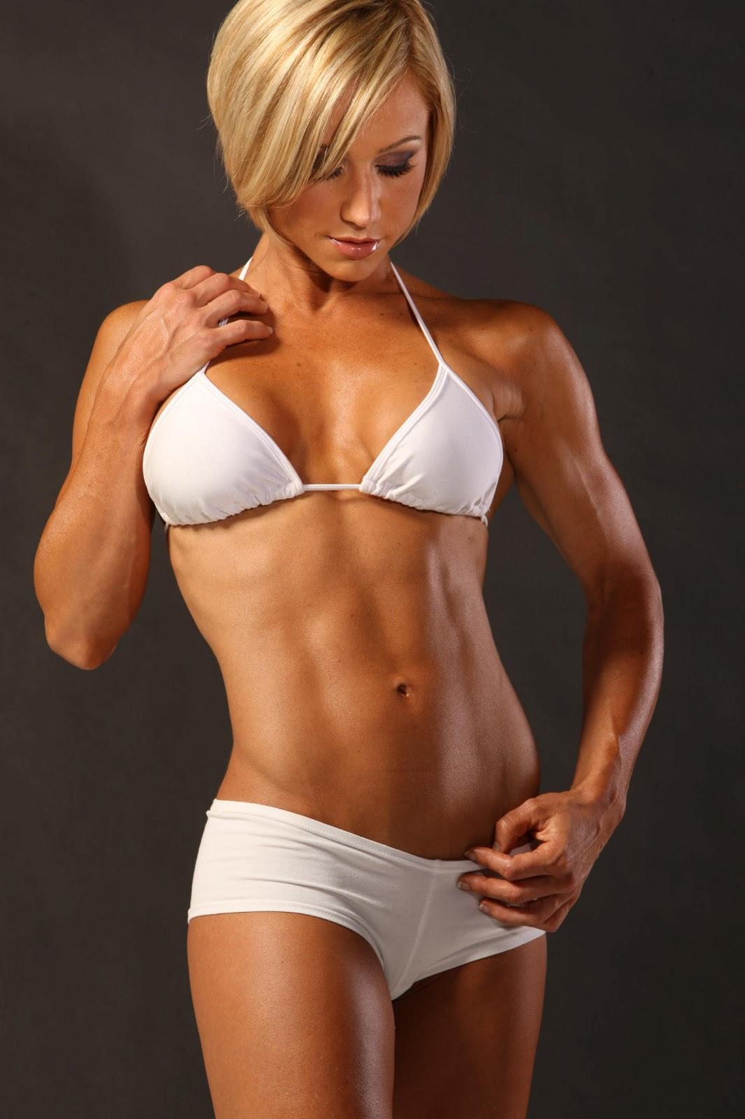Fitness Model Body Fat 100