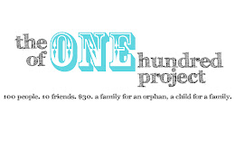 The One of One Hundred Project