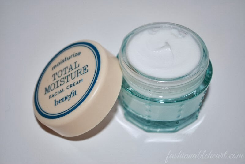 Total Moisture face cream