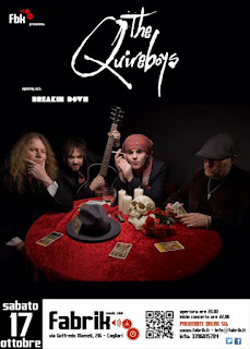 the quireboys - fabrik - 2015