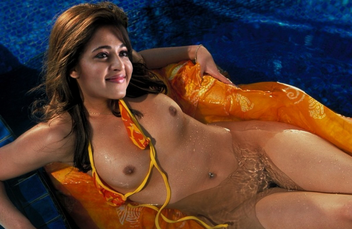 Images Of Nude Desi Actress Anushka In Archives