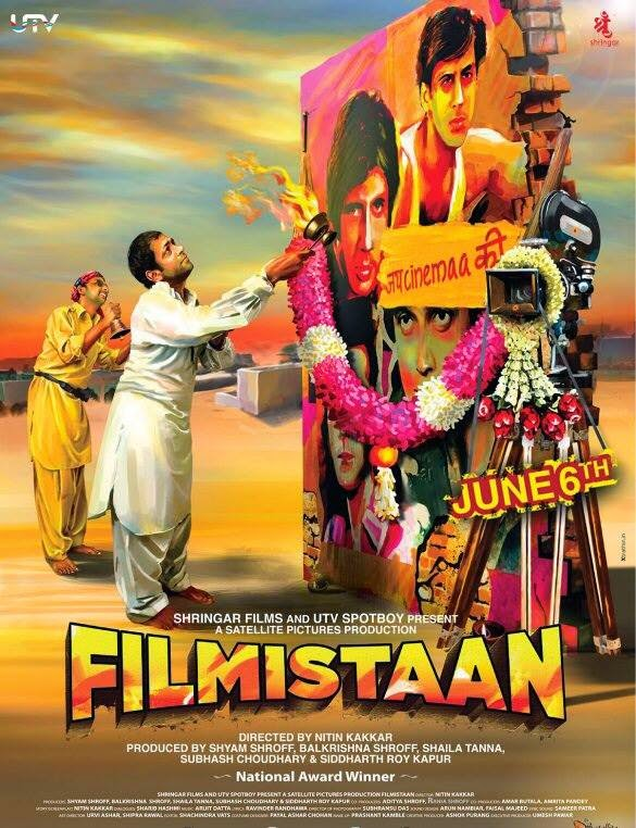 Filmistaan,2014,Movie,Review