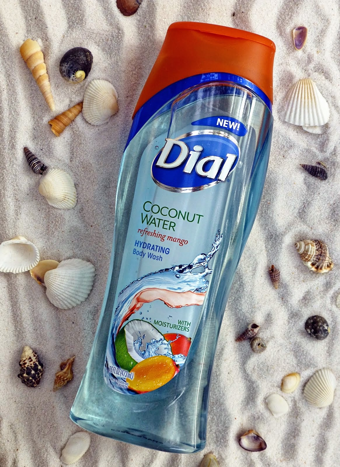 Enter To Win Dial Coconut Water Body Wash