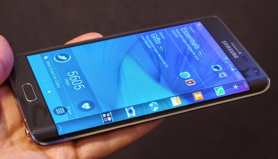 Samsung Galaxy Note Edge Smartphone