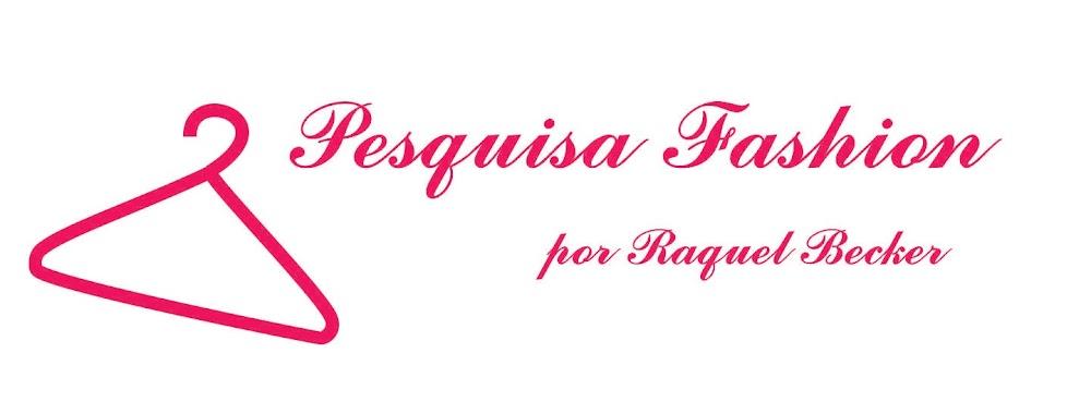 Blog Pesquisa Fashion