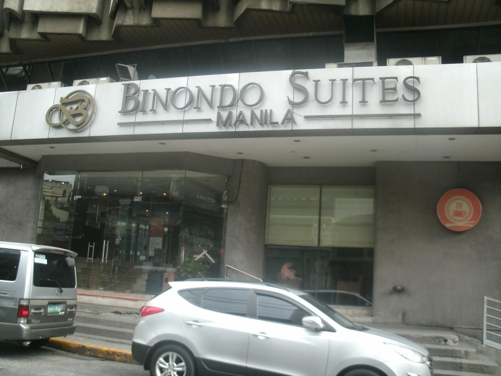 Binondo Suites