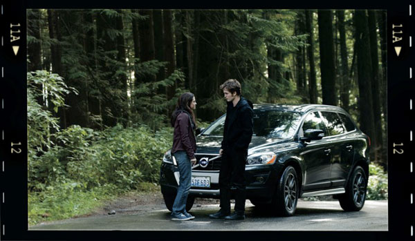 snow white and the vampire edward cullen volvo car