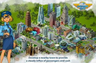 Airport City 4.3.1Game For Android Terbaru 2016