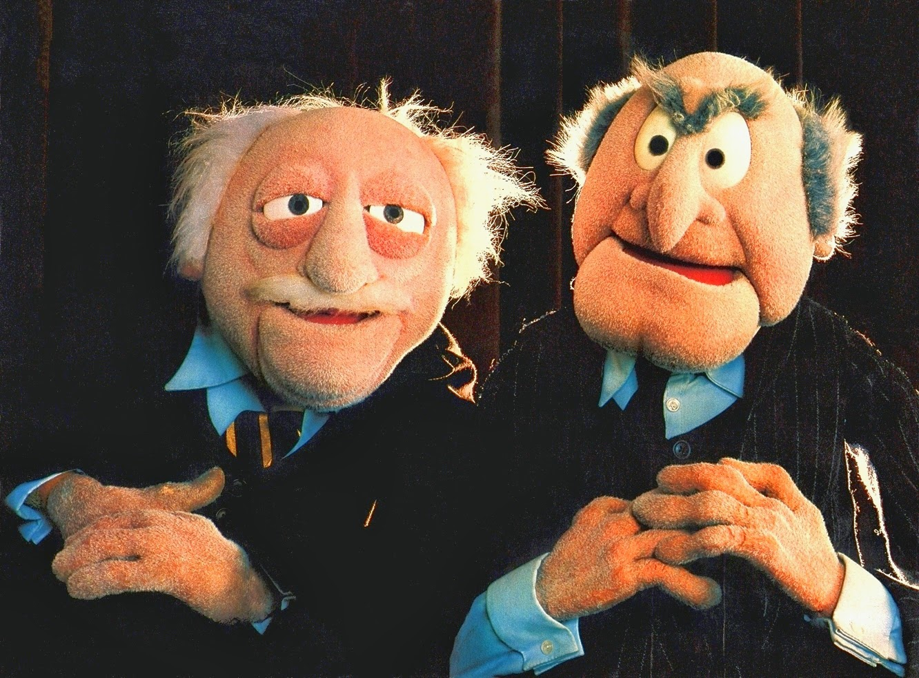 Stadler And Waldorf At The 19th.