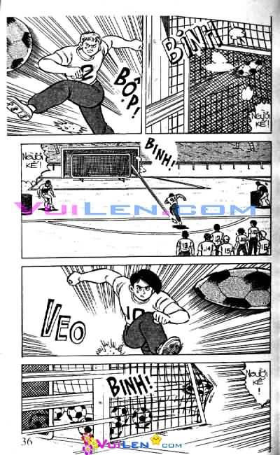 Jindodinho - Đường Dẫn Đến Khung Thành III  Tập 21 page 36 Congtruyen24h