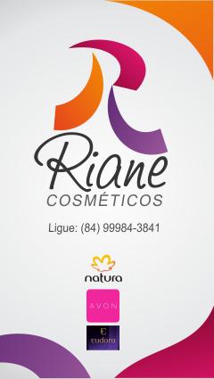 Riane Cosméticos - CLIQUE AQUI!
