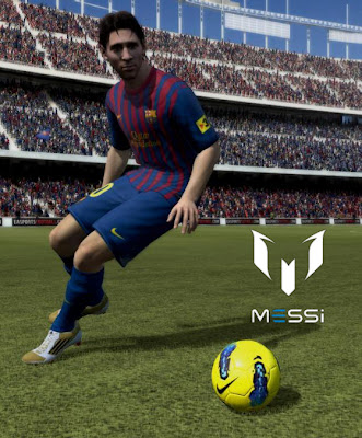 fifa+2012 01 15+23 18 48 70 FIFA 12: Chuteira Adidas Adzero F50 Messi Balon dor