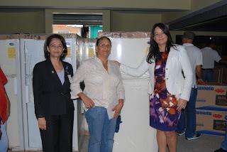 Plan  Social distribuye más ayudas a familias de San José de Ocoa