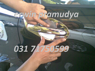 Toyota All New Avanza Outer