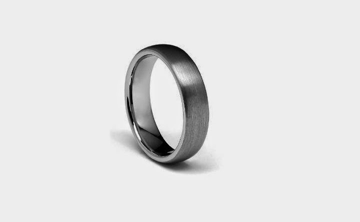 The Tungsten Wedding Bands Pros and Cons Information Pick