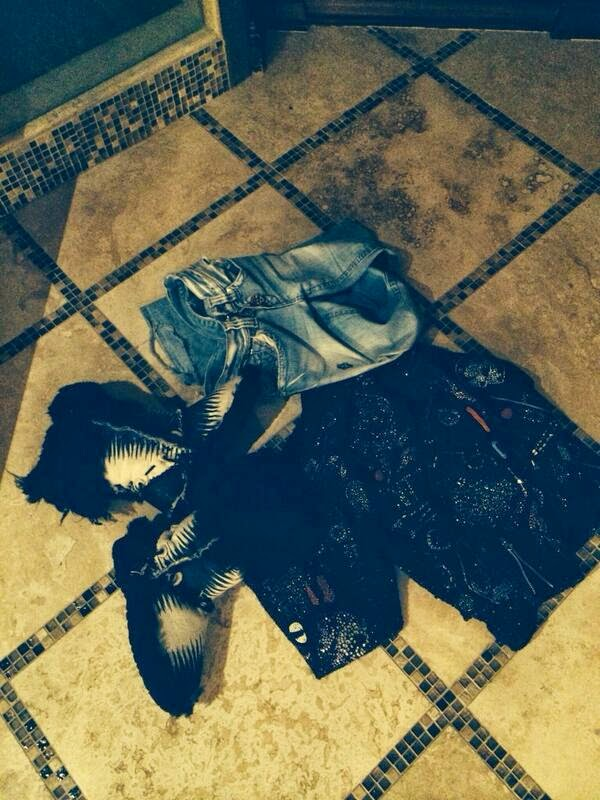 Cher's clothes