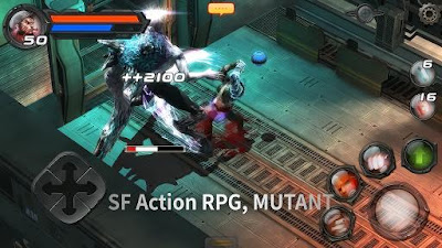 Mutant Metal Blood 1 APK for Android