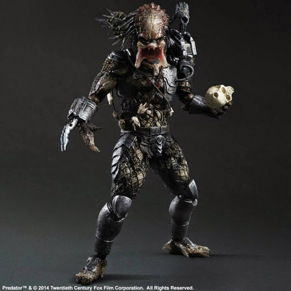 Play Arts Kai - Original Movie Predator figure
