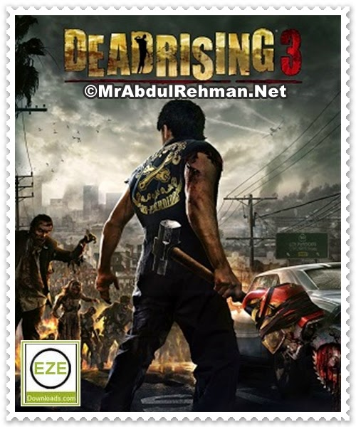 Dead Rising 3 PC Game Free Download Full Version
