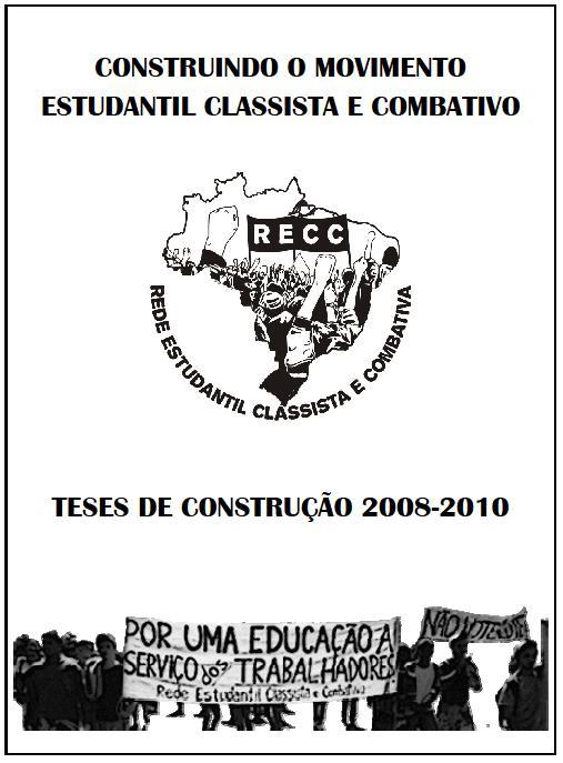 Teses de Construção - Documento de Formaçao Política da RECC