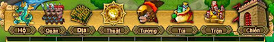 Mỗi võ tướng của game nhập vai Đào Viên có những kỹ năng khác nhau