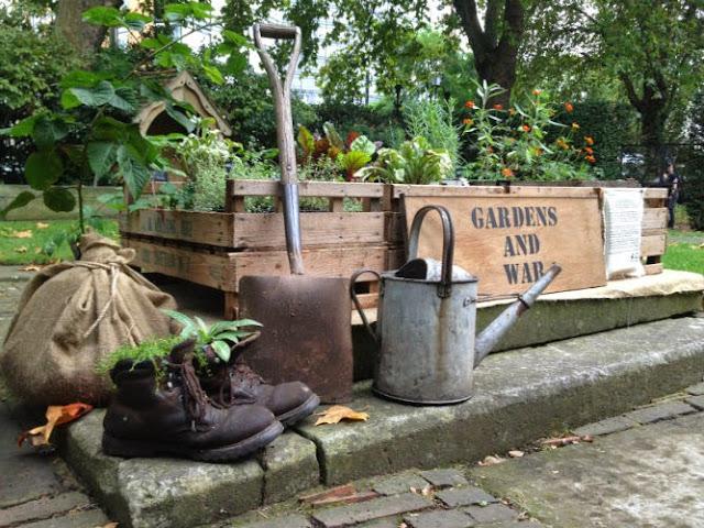 garden and wars