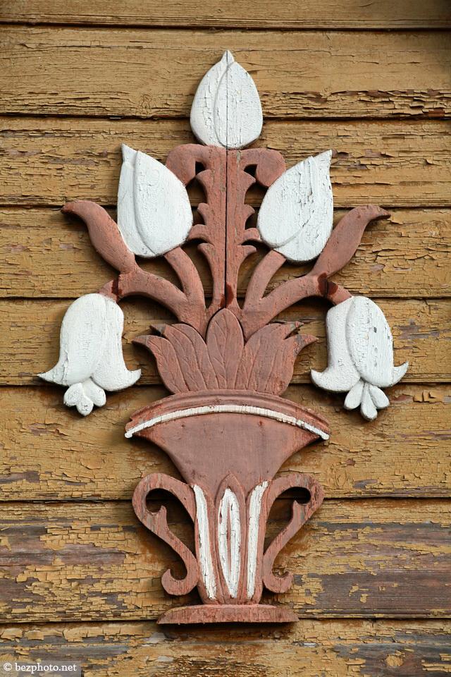 деревянное зодчество суздаль