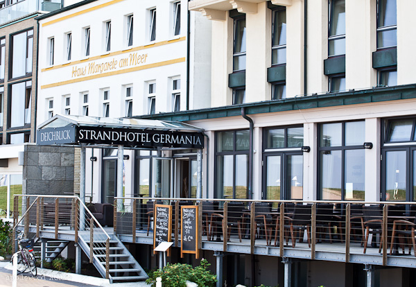 Norderney Strandhotel Germania