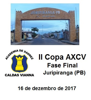 Final da II Copa AXCV