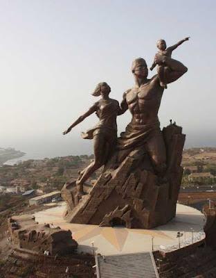 Patung Tertinggi di Dunia