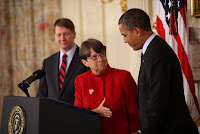Cordray, Mary Jo White, Obama, SEC, CFPB