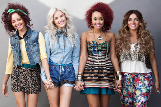 Little Mix, Perrie Edwards, Jesy Nelson, Leigh-Anne Pinnock, Jade Thirlwall