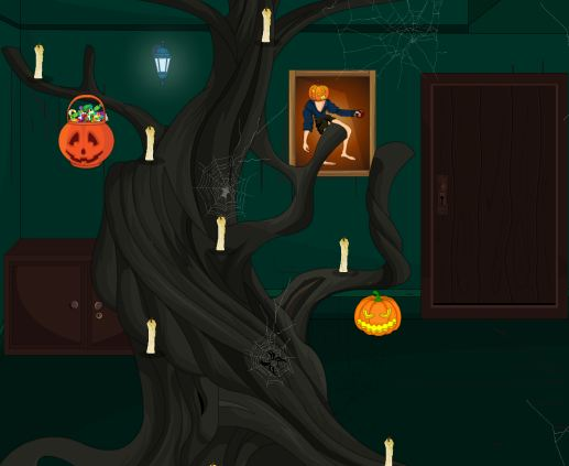WowEscape Halloween 2015 Escape Walkthrough