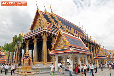 Bangkok, Thailand, BKK, The Grand Palace, Temples, Wat Phra Kew, Emerald Buddha, Reclining Buddha