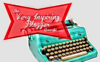 Very Inspiring Blogger Awards