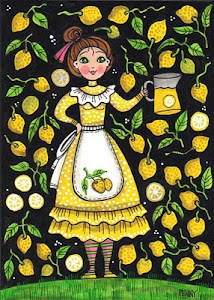 She had so many Lemons.....