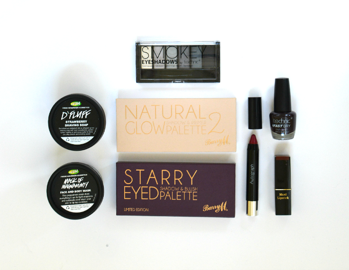 Christmas Presents 2014 | Cruelty-Free Beauty & Make-up