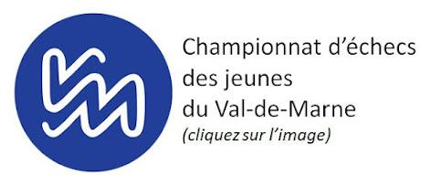 Championnat d'échecs des jeunes du Val-de-Marne